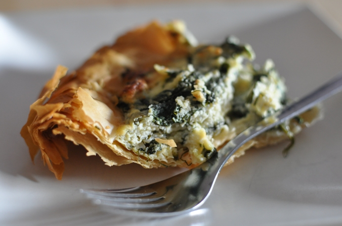 Spinach Dill Phyllo 2